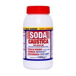 SODA CAUSTICA IN SCAGLIE KG.1