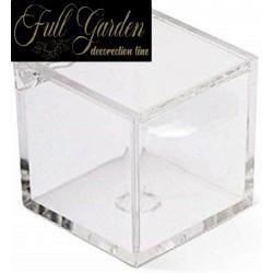 BOX TRASPARENTE CM5X5X5