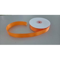 NASTRO DOPPIO RASO MT.50X25MM ORANGE