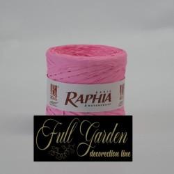 RAPHIA BASIC PACK 200M ROSA FLUORO