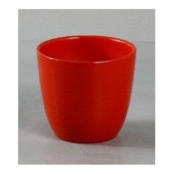 VASO TERRACOTTA CM.6 RED