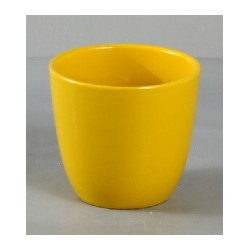 VASO TERRACOTTA CM.6 YELLOW