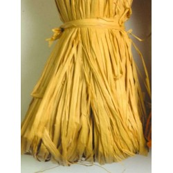 RAFFIA X 200 GR COLOR. GIALLO