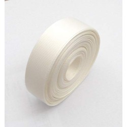 GROSSGRAIN MT50X15MM IVORY