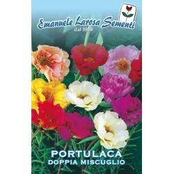 PORTULACA DOPPIA MISCUGLIO GR 0,40 (SEMI)