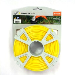 FILO NYLON QUADR. MM.3,0 L M.55,00-