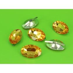 BUSTA 6PZ OVAL DIAMOND GOLD MM20X30