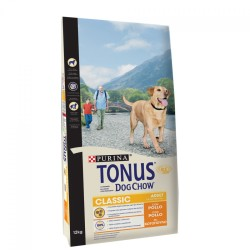 TONUS CLASSIC ADULT DOG POLLO KG.12