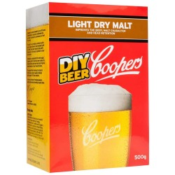LIGHT DRY MALT KG.0,500