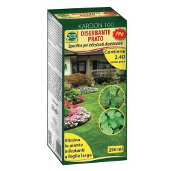 DISERBANTE PRATO PPO ML250 A BASE DI 2,4D