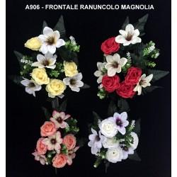 FRONTALE RANUNCOLO MAGNOLIA