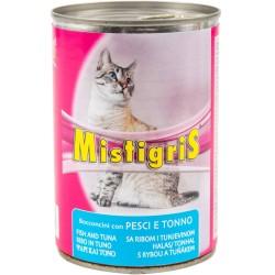 MISTIGRIS BOCC. PESCI-TONNO GR405