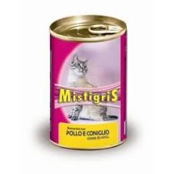 MISTIGRIS BOCC. POLLO-CONIGLIO GR405