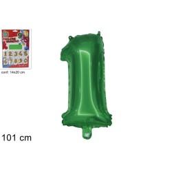 Mylar Verde Metal N.1 Cm.101