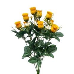 Bush Bocciolini X 10 Yellow