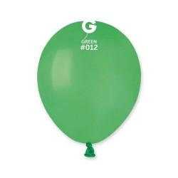 PALLONCINO 5 A50 GREEN 12 GEMAR 100PZ