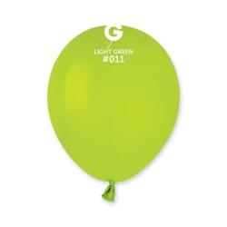 PALLONCINO 5 A50 LIGHT GREEN 11 GEMAR 100PZ