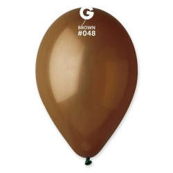 PALLONCINO 10 G90 BROWN 48 GEMAR 100PZ