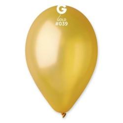 PALLONCINO 12 GM120 GOLD MET 39 GEMAR 100PZ
