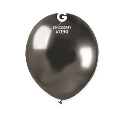 PALLONCINO 13 LATEX SHINY SPACE GREY90 GEMAR 50PZ