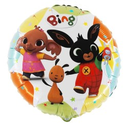 PALLONCINO 18 BING BUNNY AND FRIENDS